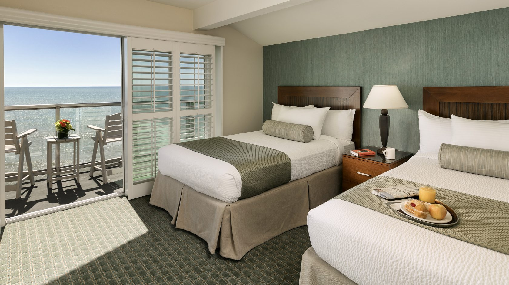 Shore Cliff Hotel Oceanfront Double Suite