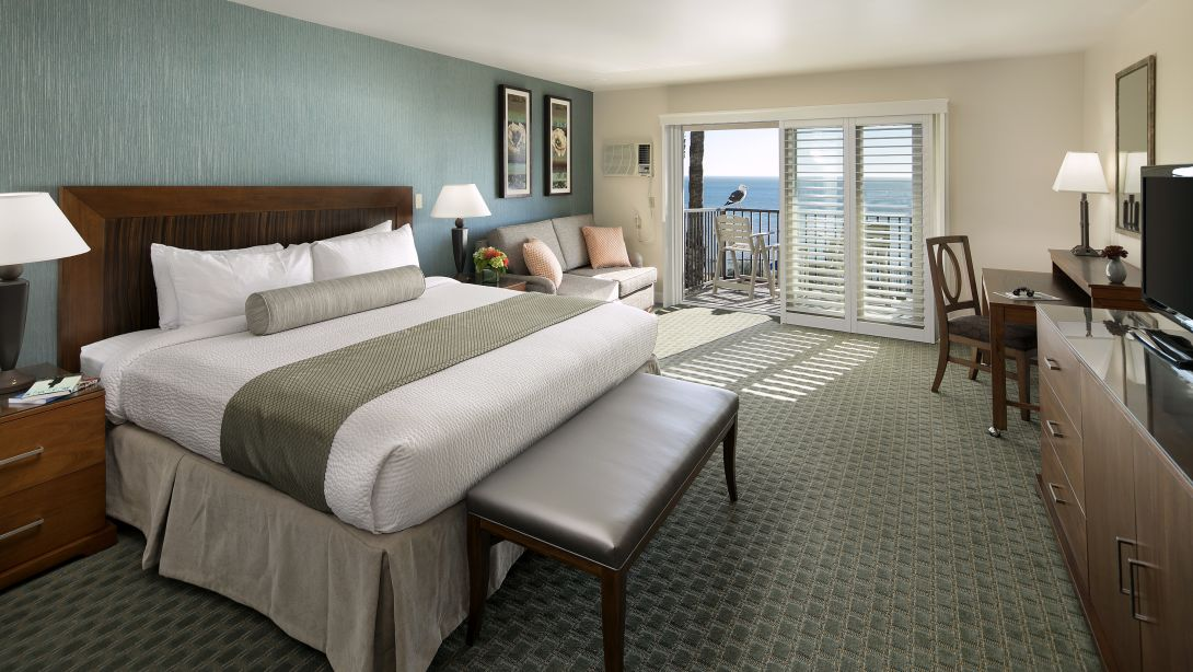 Hotel on Pismo Beach | Ocean View Rooms | Shore Cliff Hotel