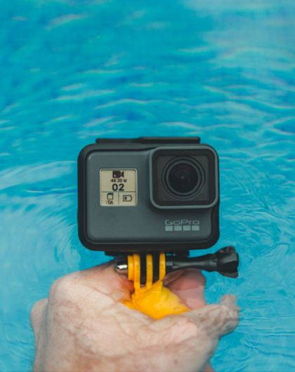 GoPro Rentals at Shore Cliff Hotel